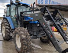 Used New Holland T110 Tractors for sale - tractorpool co uk