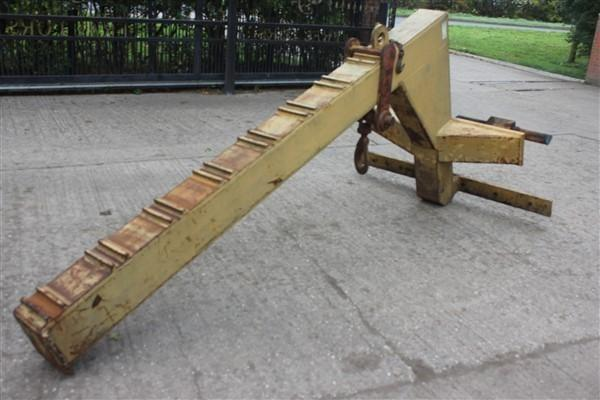 Other HEAVY DUTY LIFTING BOOM