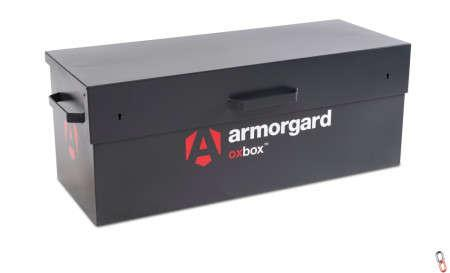 No ARMORGARD OXBOX Secure Tool Storage Boxes ToolSafe