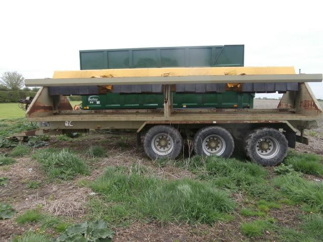 Larrington Box Trailer