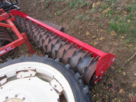 Lely 3 metre Tooth Packer Assembly