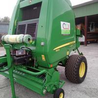 Used John Deere Balers for sale - tractorpool co uk