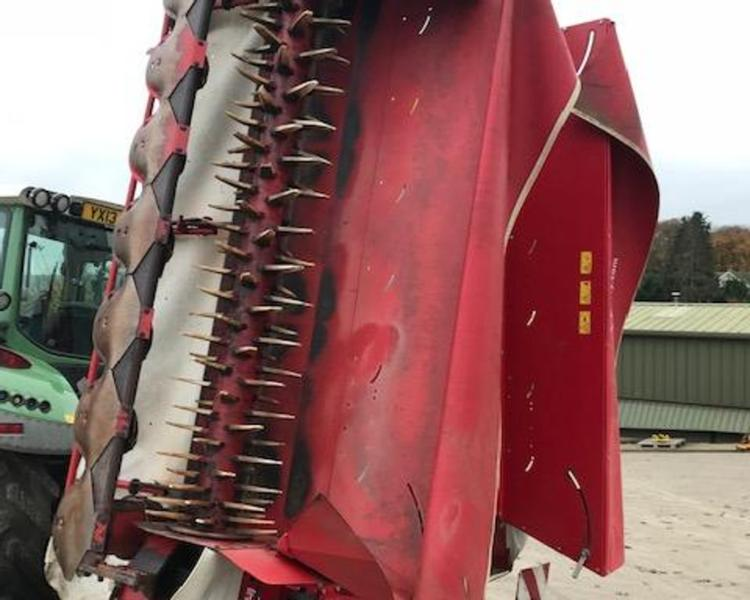 Lely 900MC & 320FC Triple Mower Conditioners (JA)