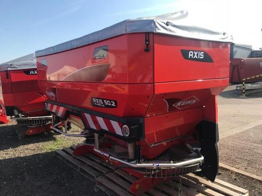 Kuhn 8M003287 New 2017  Axis 50.2M EMC Broadcaster