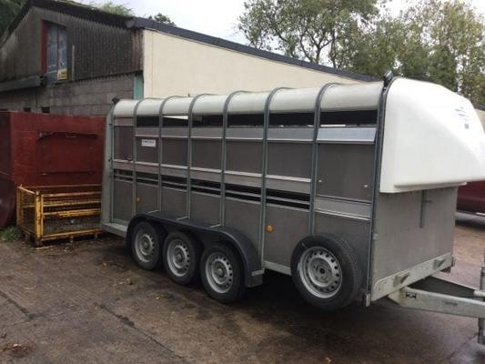 Ifor Williams  TA501 LIVESTOCK TRAILER