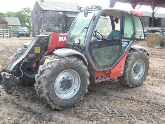 Manitou MANITOU MLT634T MATERIAL HANDLER