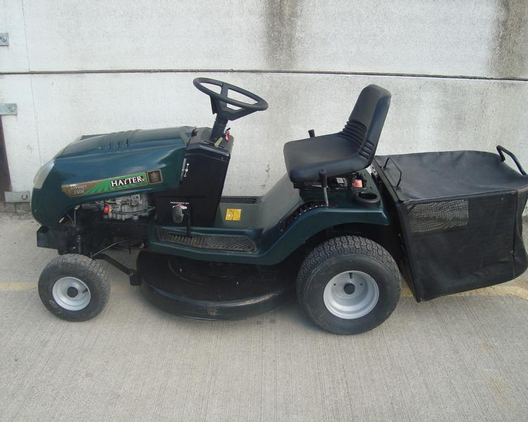 Hayter Heritage 13/30 Ride On Mower 11023148 (JWA)