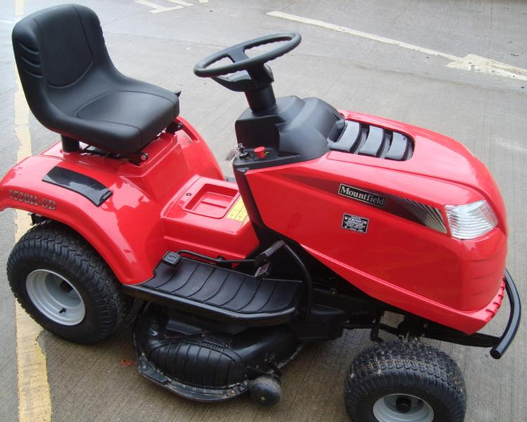 Mountfield 1538 H S/D Ride On Lawnmower (JWA)