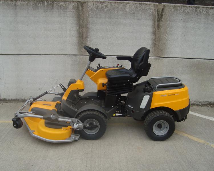Stiga Park Pro 540LX Ride On Mower (JWA)