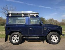 Land Rover 90 XS County Station Wagon