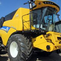 Used New Holland Combine Harvester - tractorpool co uk