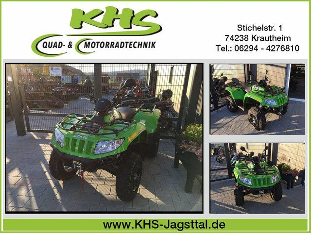 Arctic Cat 1000 XT EPS 4x4 LOF inkl.Frontbumber & Koffer
