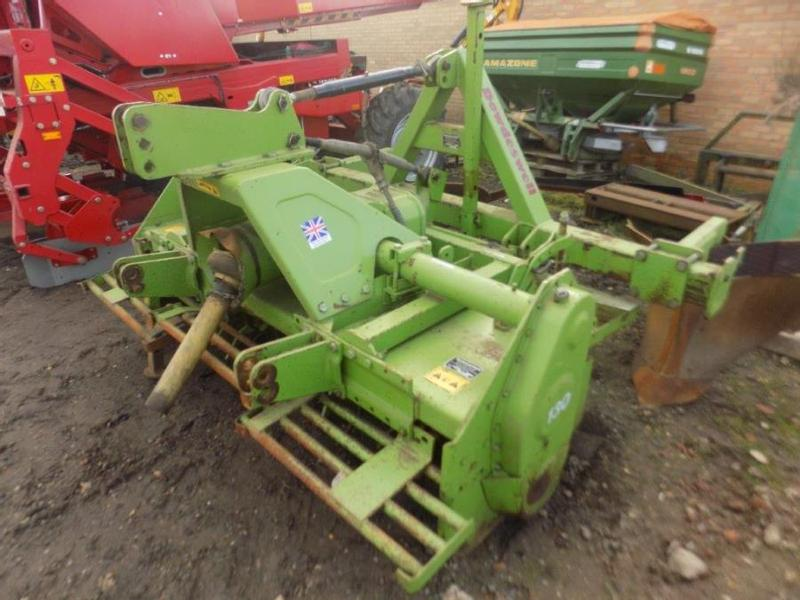 Dowdeswell 130 TILLER