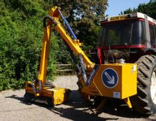 Bomford B508 Hedge Cutter