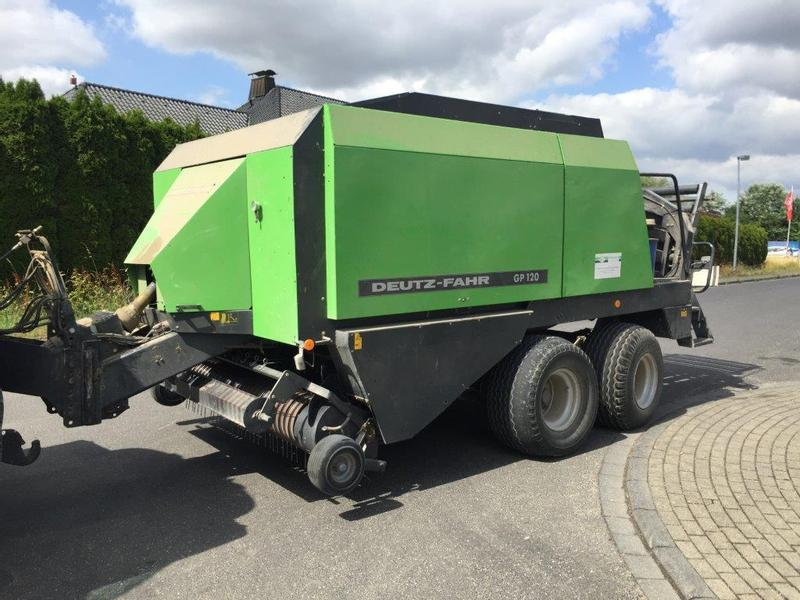 Deutz-Fahr GP 120 / LB 12000