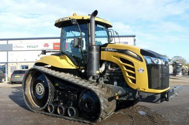 Challenger T7008079 - 2014  MT765E Tracked Tractor