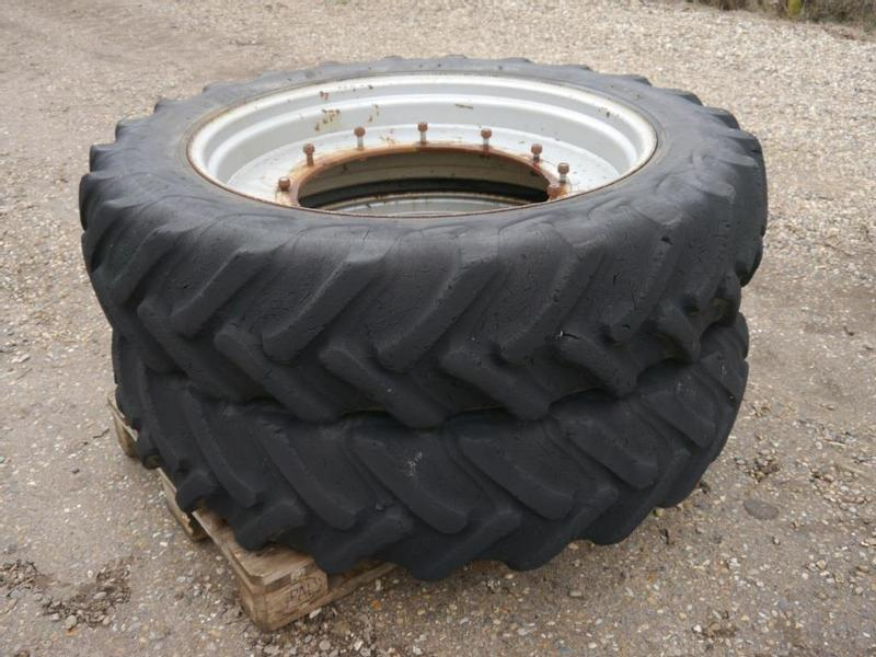 Alliance Row Crop Wheels and Tyres