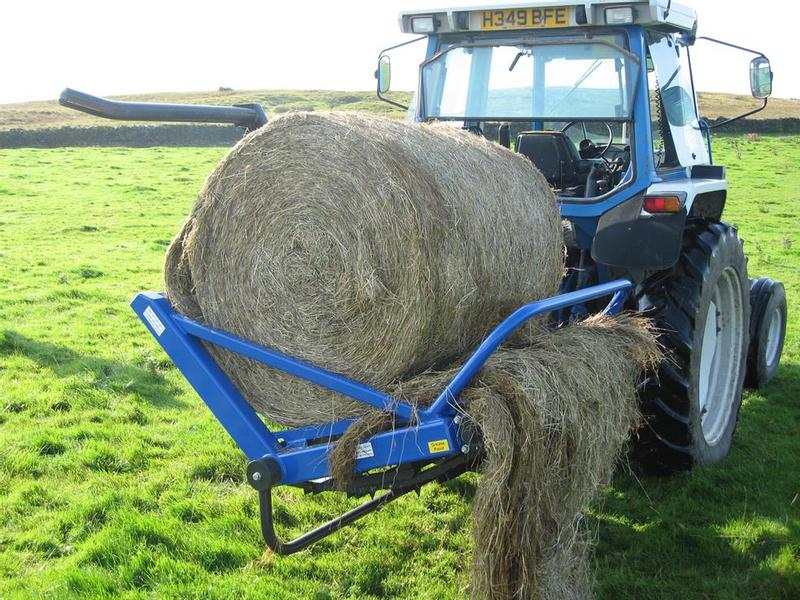 Other AGRISPREAD SELF LOADING ROUND BALE UNOLLER FEEDER