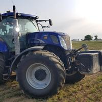 Used New Holland T7030 Tractors for sale - tractorpool co uk