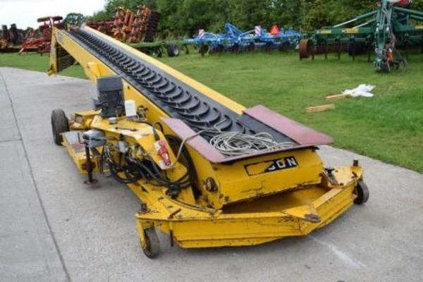 Other FYSON Vector 40ft Rubber Belt Elevator