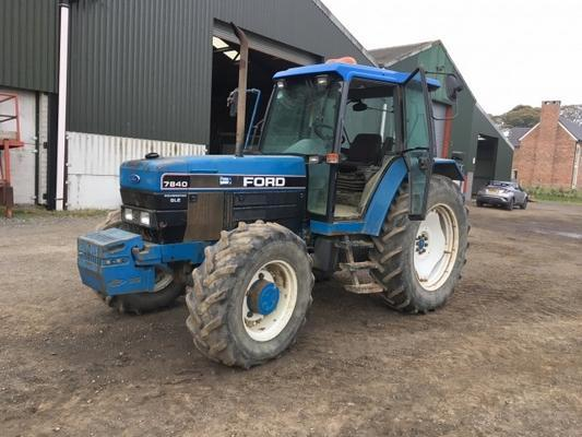 new holland 7840 tractor manual