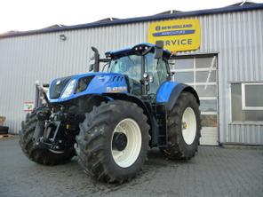 New Holland T7 290 AC MY 18 Tractors Used in 55624 Rhaunen, Germany