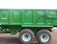 Bailey 10T HIGH LIFT TRAILER (2006)