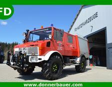 Used MERCEDES BENZ UNIMOG Tractors for sale - tractorpool co uk