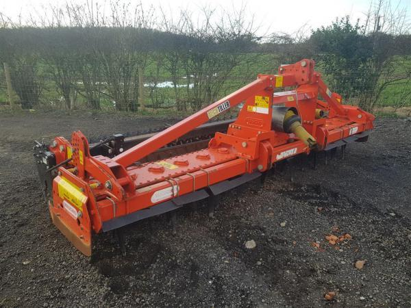 Maschio DM4000 Erpice DMR PowerHarrow For sale