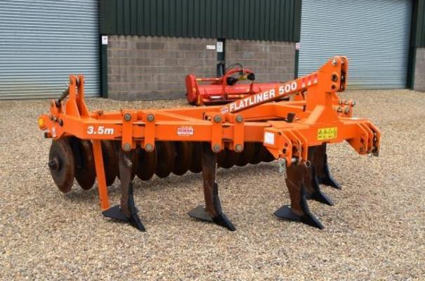 Simba  FLATLINER 500 3.5M 9916 (FOR HIRE)