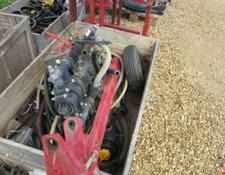 Horsch CHAFER Liquid fertiliser tank off Horsch CO4 drill