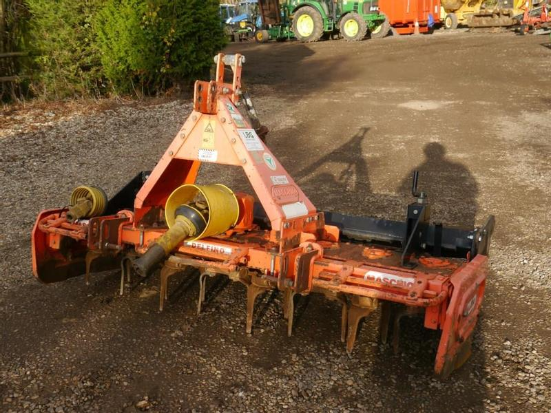Maschio DL2000 Power Harrow