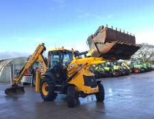 JCB 3CX ECO Site Master Wheeled Digger