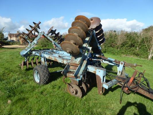 Other PARMITER TRAILED DISC HARROWS