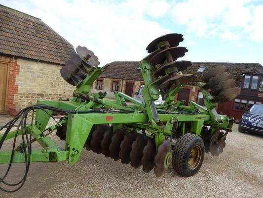 Other DOWDESWELL TRAILED DISC HARROW