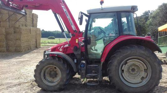 Massey Ferguson MF5613  DEMO DYNA 4 ESSENTIAL