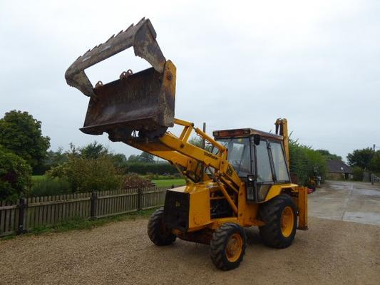 Other JCB 3CX SITEMASTER 4WD DIGGER