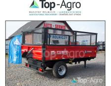 Metal-Fach T 703A 3,8t Top-Agro Neues Angebot