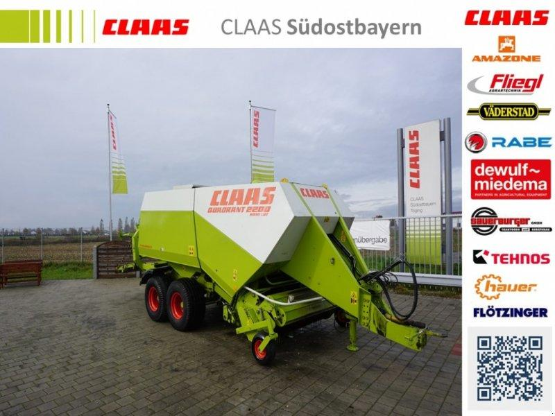 Claas QUADRANT 2200 RC - TA