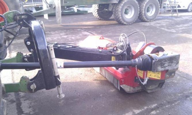 Other EX HIRE SMi 200 BIG CUTTER FLAIL MOWER