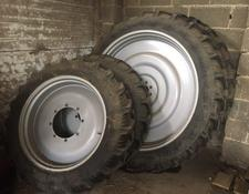 Case IH Narrow Tyres