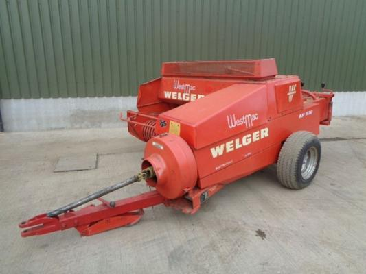 Welger Used  AP 530 Conventional Baler