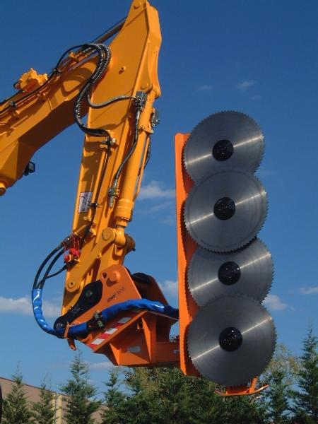 Other CIRCULAR SAWS FOR EXCAVATORS & DIGGERS
