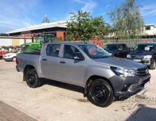 Toyota HILUX ACTIVE DOUBLE CAB PICKUP