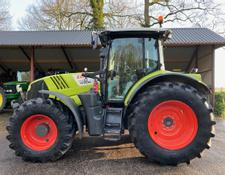 Claas Arion 650 CMATIC 50KM/H+Lucht+Fronthef-PTO