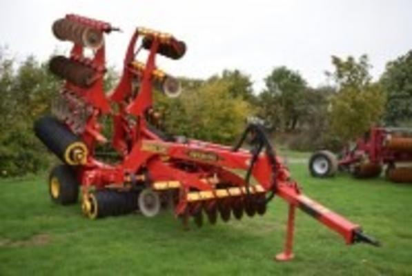 Väderstad VADERSTAD Carrier 500 Super C/w Rubber Packers