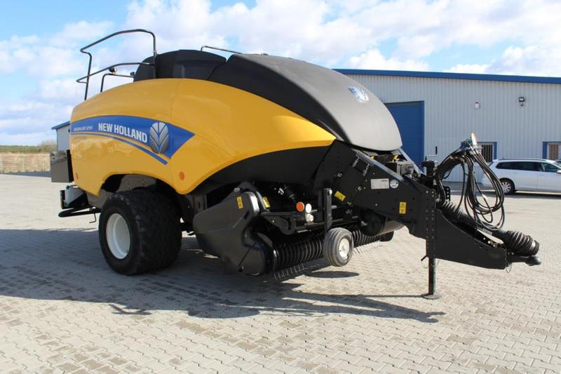 New Holland BB 1270 S