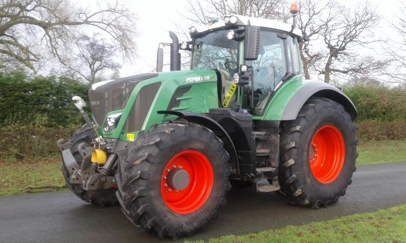 Fendt 828 S4 Profi Plus for sale