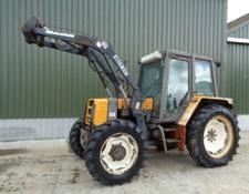 Renault 95-14 C/w Quicke Loader