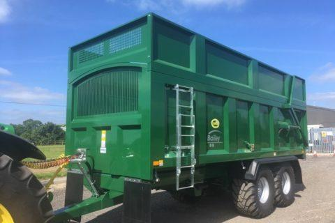 Bailey 16T MONO TRAILER WITH SILAGE KIT (EX HIRE)